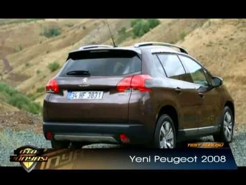 peugeot 2008 test oto d nyas youtube. Black Bedroom Furniture Sets. Home Design Ideas