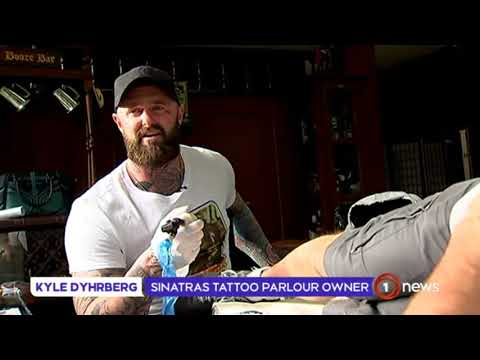 Wellington Tattoo Parlour Celebrates Star Wars Day By Giving Away Free Tattoos