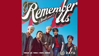 "Day6 ""days gone by(행복했던 날들이었다)"" instrumental turn on captions for lyrics romanization jeonyeok noeureul barabomyeo neol manna dahaengirago hadeon nari beolss..."