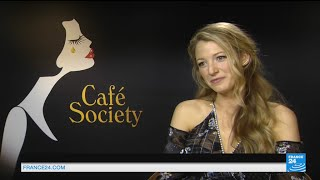 EXCLUSIVE - Blake Lively shines in Cannes