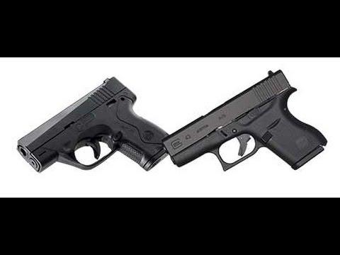 Glock 43 vs Beretta Nano