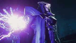 ANTHEM ► Villain Reveal Cutscene (The Monitor)