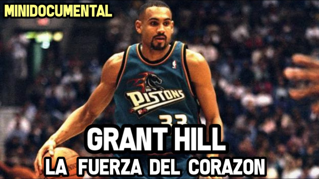 Grant Hill - Su Historia NBA | Mini Documental NBA