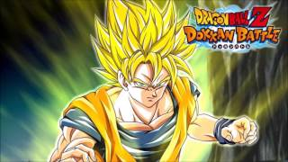 Dragonball Z Dokkan Battle OST - Boss Battle Theme (Goku Black)