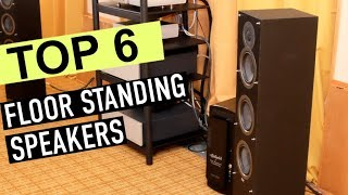 BEST 6: floor standing speakers 2019