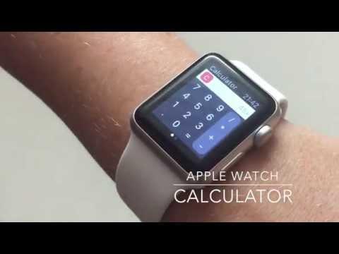 Сам раздел «калькулятор» построен на базе force touch, при помощи которой вызываются арифметические действия — сложение, вычитание, умножение и деление.