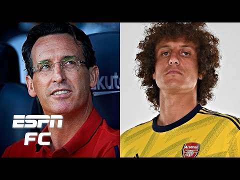 How will Unai Emery line up Arsenal with the addition of David Luiz?   Premier League