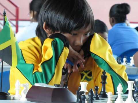 Inaugural CARIFTA CHESS GAMES 2012.wmv