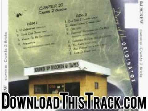 2pac - Never Gonna Change - DJ Screw-Crumbs 2 Bricks (Rema