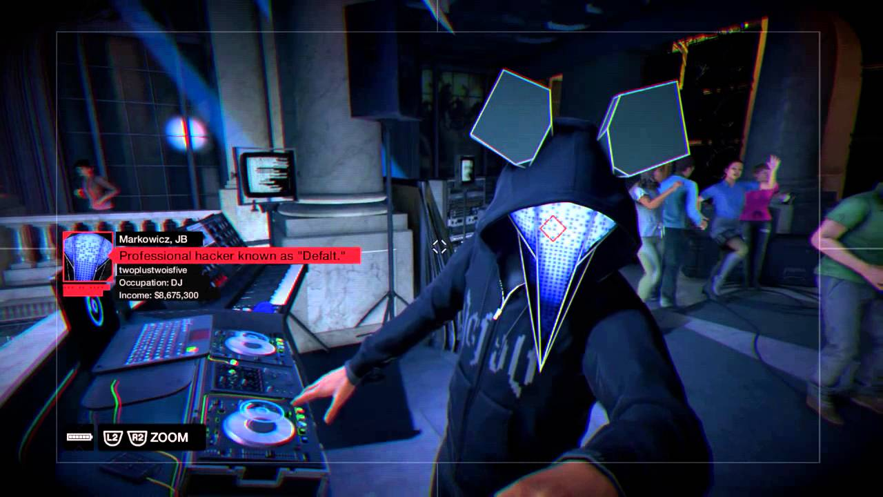 Panic At The Disco Wallpaper Hd Watch Dogs The Defalt Condition Youtube