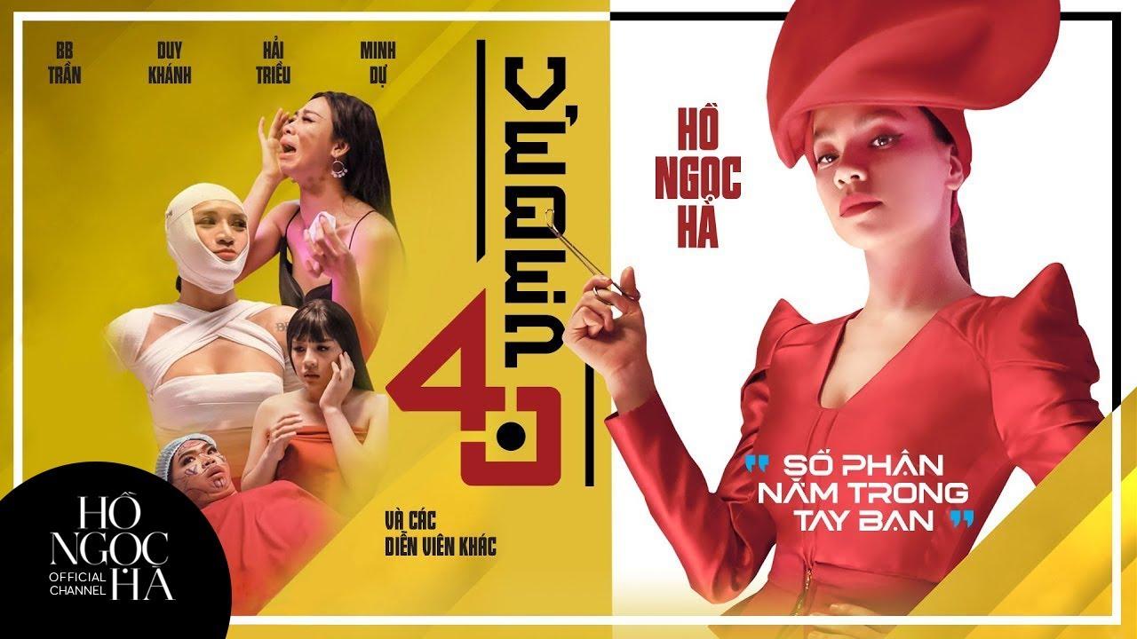 Vẻ Đẹp 4.0 – Hồ Ngọc Hà | BB Trần, Duy Khánh, Hải Triều, Minh Dự & các diễn viên khác (Official MV)
