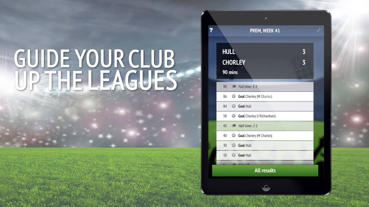 Football Chairman - Top Rated Smartphone/Tablet Soccer