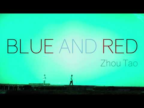 """Zhou Tao's """"Blue and Red"""" in Barcelona"""