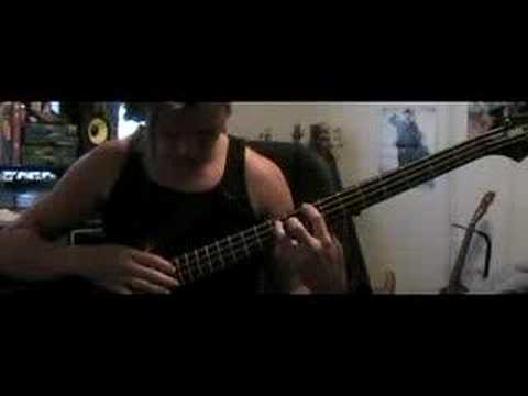 Stu Hamm - Surely The Best bass guitar cover