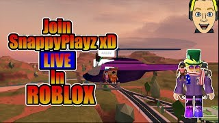 Roblox Jailbreak Saving Up for 2M Cash with Viewers! | 🔴 LIVE