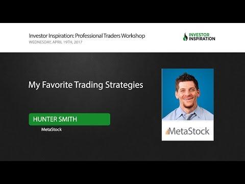 My Favorite Trading Strategies | Hunter Smith