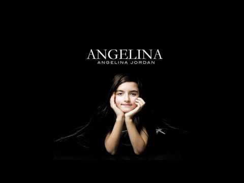 """Angelina Jordan """"Angelina' EP"""