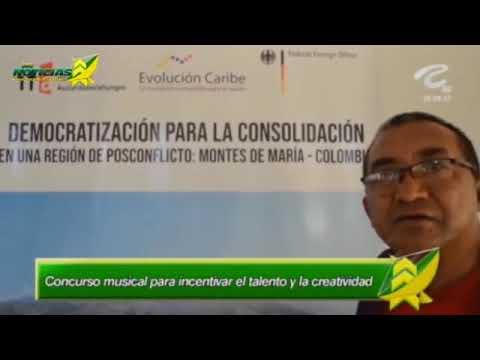 """""""Democratización para la Estabilización de una Región en Posconflicto: Montes de María"""""""
