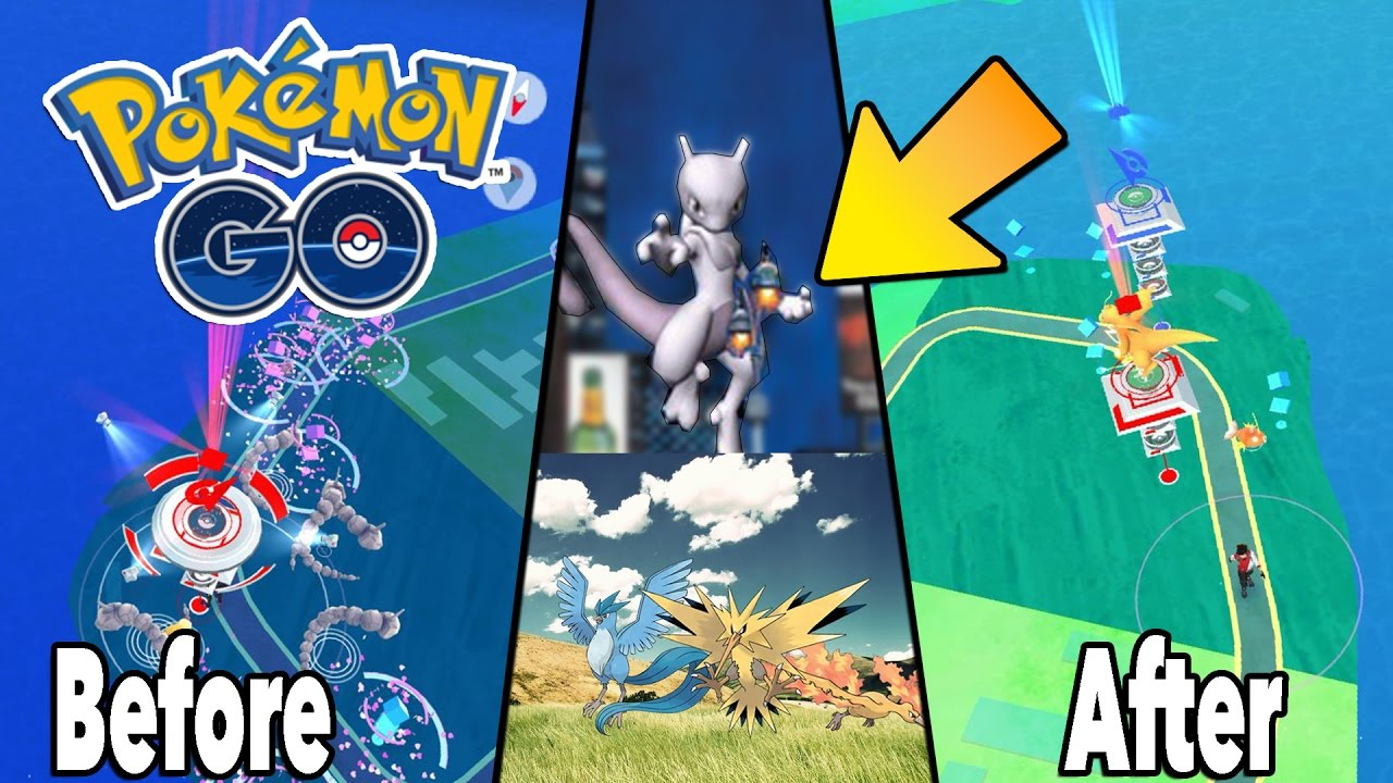 niantic killed the best park legendary event news pokemon go youtube. Black Bedroom Furniture Sets. Home Design Ideas