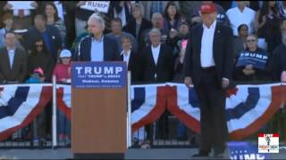 Alabama Senator Jeff Sessions Endorses Trump Free HD Video
