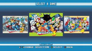 Mega Man Legacy Collection (Xbox Store) - Mega Man Legacy Collection - Database Scan - User video