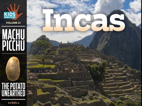 Incas by KIDS DISCOVER (for iPad)