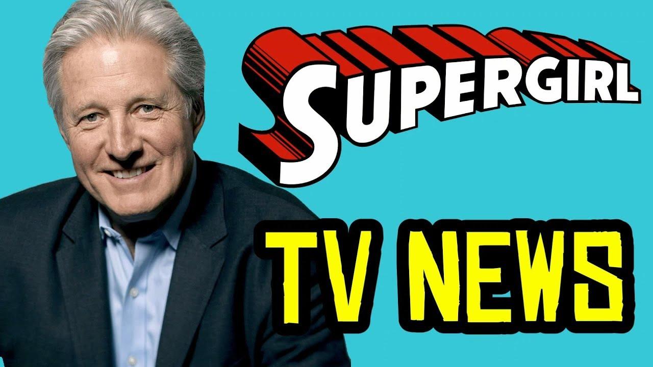 Supergirl Season 4 - Bruce Boxleitner Replaces Brent Spiner!