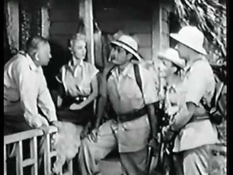 1953 Ramar of the Jungle Evil Trek