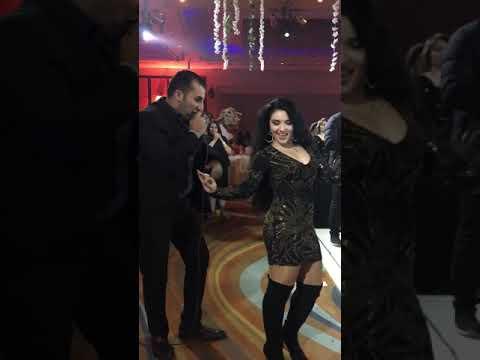 Alla Aziza bellydancer guest on the wedding in Egypt Cairo 2018