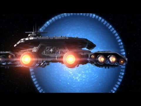 The Daedalus Class Deep Space Carrier