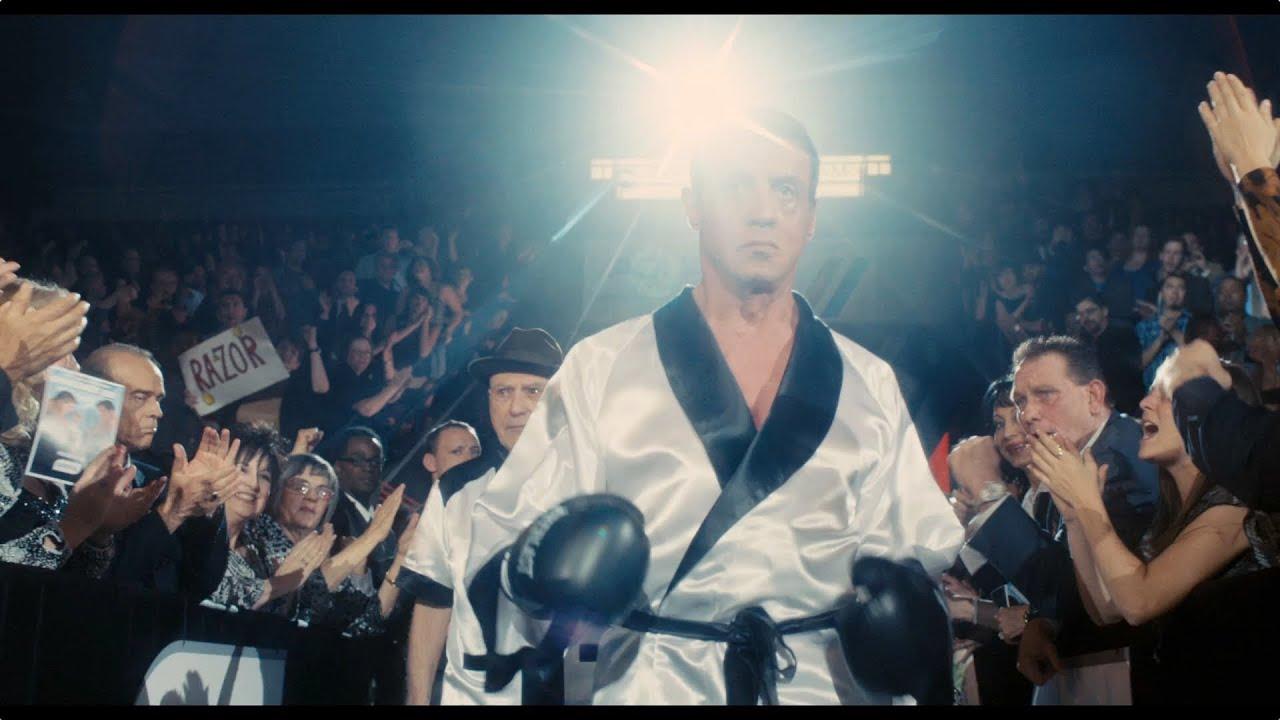 Grudge Match Razor Character Featurette Hd Award Winning Movie Legends Oscar Winner Robert De Niro Raging Bull Silver Linings Playbook And Osc
