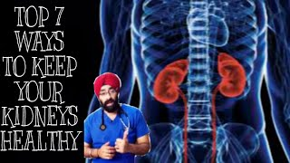 7 WAYS YOU ARE UNKNOWINGLY DAMAGING YOUR KIDNEYS | 🛑 STOP NOW! Dr.Education (Eng)