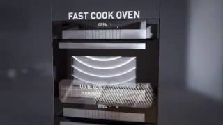 45 Cm Compact Multi-Function Oven With Microwave GEKW47000B | Grundig