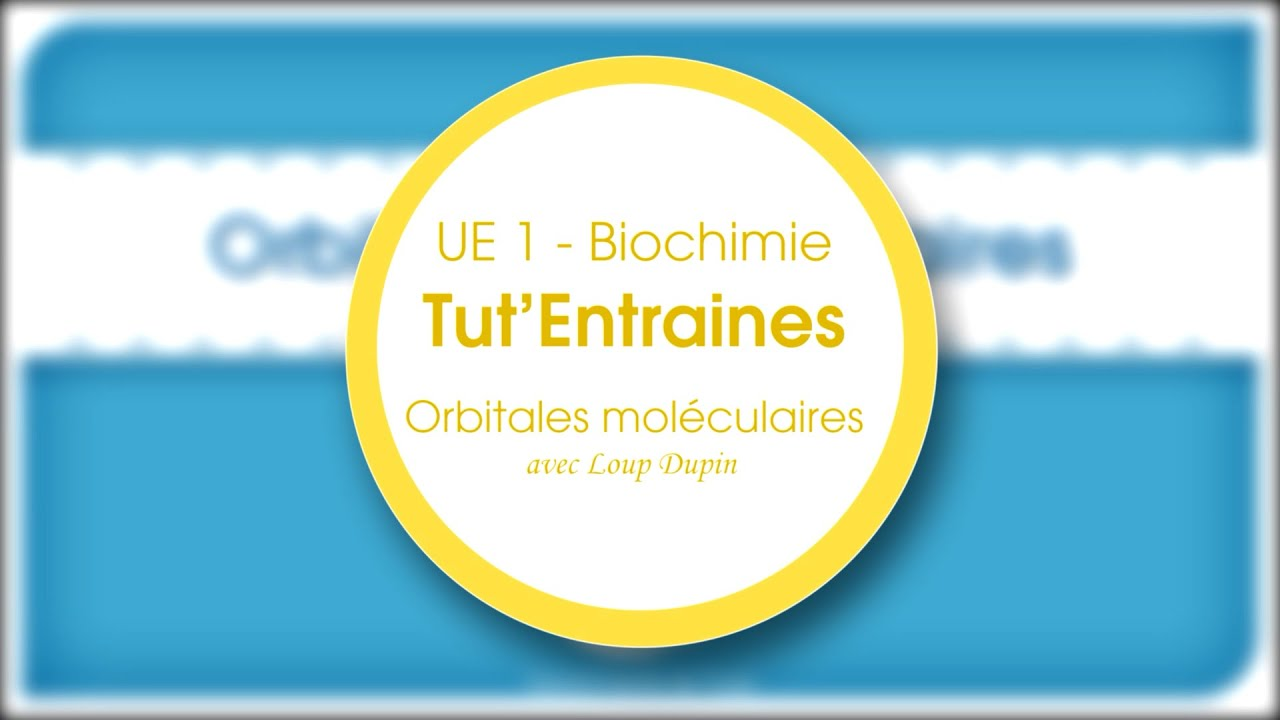 hight resolution of tut entraines orbitales mol culaire