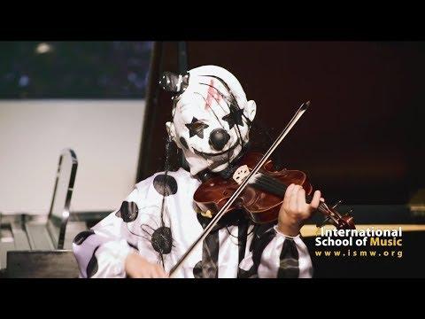 Halloween Recital at the International School of Music