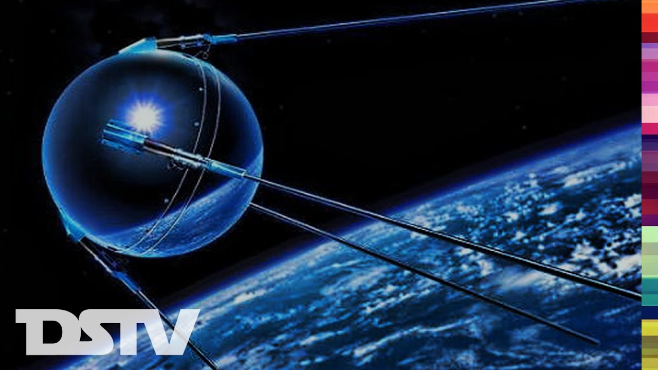 an analysis of the topic of the soviet satellite sputnik
