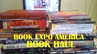 BookExpo America 2015 | Book Haul