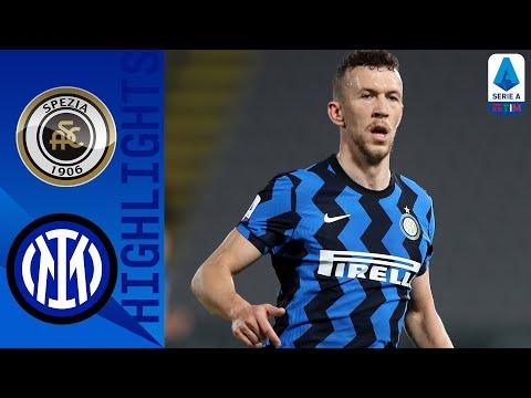 Spezia 1-1 Inter   Lo Spezia frena l'Inter!   Serie A TIM