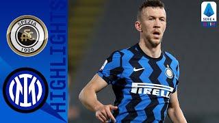 Spezia 1-1 Inter | Lo Spezia frena l'Inter! | Serie A TIM