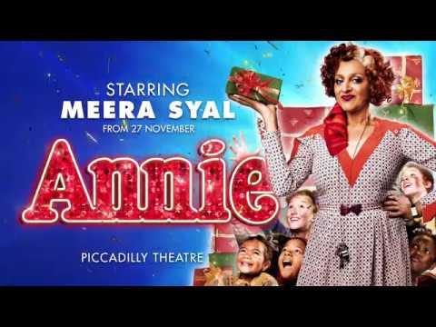 Annie  Photoshoot  Meera Syal