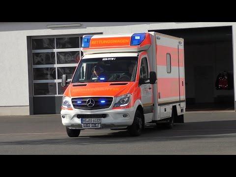 Neuer Rettungswagen Rettungsdienst Kreis Heinsberg RW Heinsberg