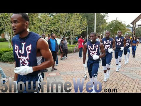 JSU Full Band Marching Out 2018 THEE Merge