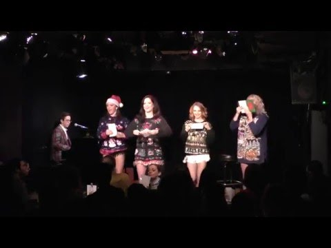 Guilty Pleasures Cabaret Naughty or Nice Holiday Spectacular 2015