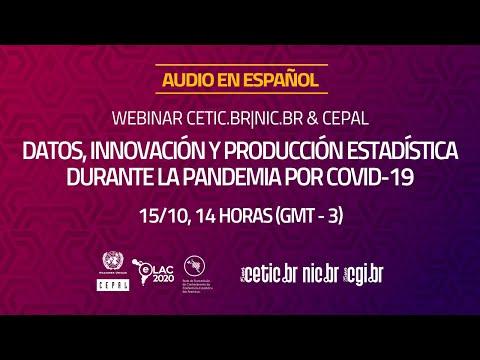 Audio en Español - Webinar