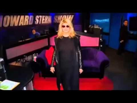 Howard Stern defends Scientology Kirstie Alley Interview
