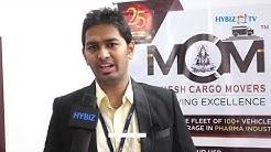 Mahesh Cargo Movers   Girish Biyani   Global Logistics Show 2019
