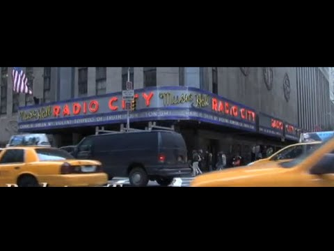 Secrets of Radio City Music Hall - Behind the Scenes