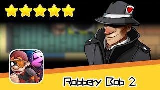 Robbery Bob 2 Seagull Bay Mission 16 Walkthrough Jailbird Recommend index five stars
