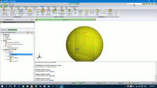 FEKO : Antenne patch pour Applications 2 45GHz : ISGA