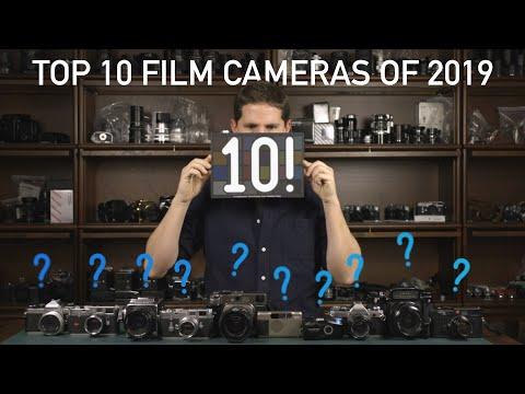 Top 10 Film Cameras Of 2019! [Most Popular]